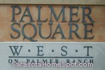 sign for Palmer Square West of Palmer Ranch
